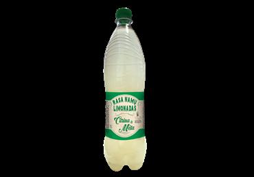 Gazuotas citrinų ir mėtų skonio gėrimas RASA, 1 l