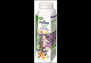 Ekologiškas geriamasis jogurtas PASAKA su mangais ir, 330 g