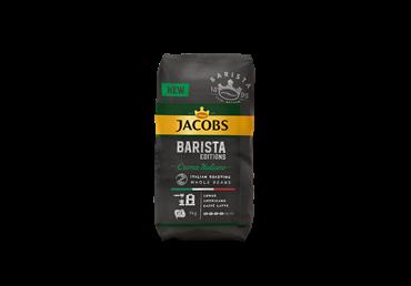 Kavos pupelės JACOBS BARISTACREMA ITALIANO, 1 kg, 1 kg