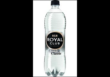 Gazuotas toniko skonio gėrimas ROYAL CLUB, 1 l