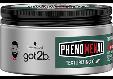 Plaukų formavimo molis GOT2B PHENOMENAL, 100 ml