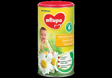Ramunėlių arbata MILUPA kūdikiams nuo 6 mėn., 200 g