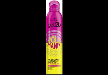 Plaukų lakas GOT2B (VOLUMANIA), 300 ml