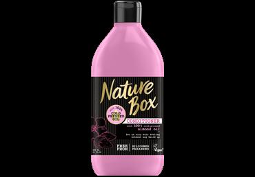 Plaukų balzamas NATURE BOX ALMOND, 385 ml