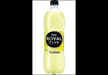 Gazuotas citrinų skonio gėrimas ROYAL CLUB, 1 l