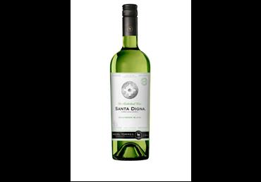 Baltas pus. saldus nealkoholinis vynas TORRES SANTA DIGNA SAUVIGNON BLANC (0%), 750 ml