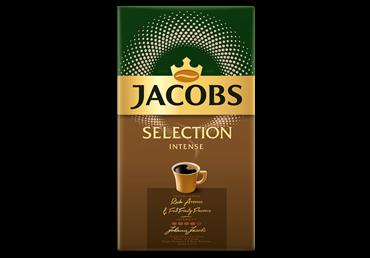 Malta kava JACOBS SELECTION INTENSE, 500 g, 500 g