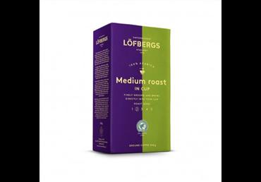 Vidutiniškai skrudinta kava IN-CUP LÖFBERGS LILA, 500 g