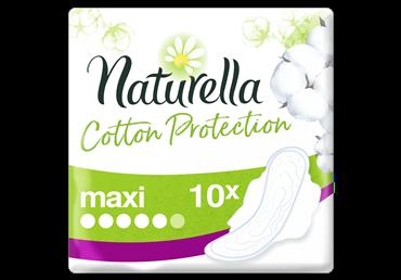 Higieniniai paketai NATURELLA COTTON SINGLE SUPER, 10 vnt.