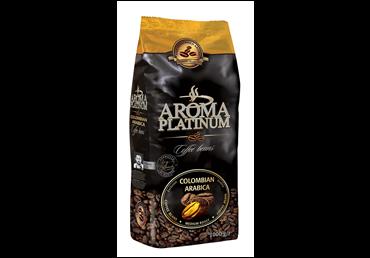 Kavos pupelės AROMA PLATINUM COLOMBIAN, 1 kg