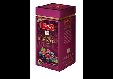Juodoji Ceilono arbata IMPRA WILDBERRY, 200 g