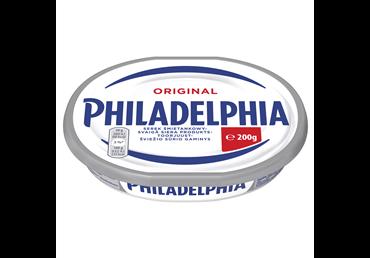 Tepamasis sūris PHILADELPHIA ORIGINAL, 21,5% rieb. s. m., 200 g