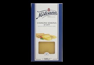Lazanijos lakštai LA MOLISANA, 500 g