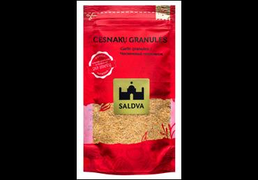 Česnakų granulės SALDVA, 32 g