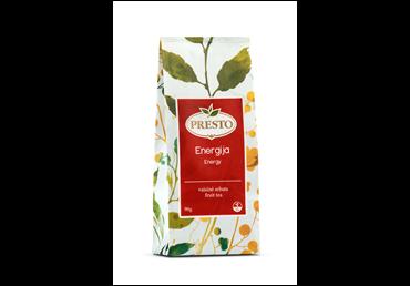Vaisinė arbata PRESTO (ENERGIJA), 90 g