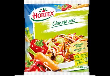 Kiniškas daržovių mišinys HORTEX, 400 g