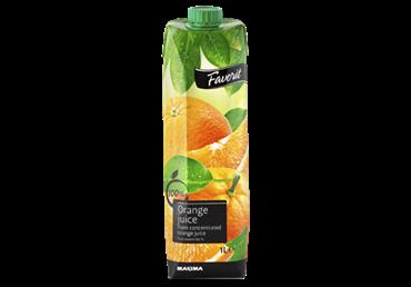 Galimybė apelsinų sultims