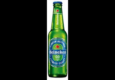 Nealkoholinis alus HEINEKEN (0%), 330 ml