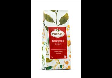 Vaisinė arbata PRESTO (SPANGUOLĖ), 90 g