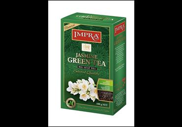 Žalioji Ceilono arbata IMPRA su jazminais, 100 g