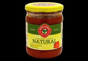 KĖDAINIŲ pomidorų padažas NATURAL, 500 g
